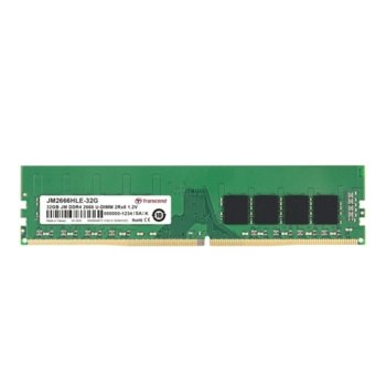 Памет 32GB DDR4 2666Mhz, Transcend JM2666HLE-32G, 1.2V image