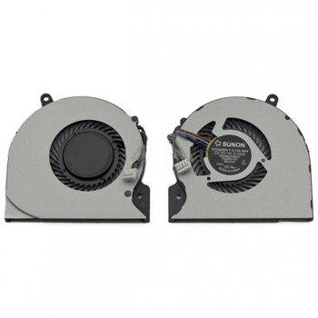 Вентилатор за HP EliteBook 9470, 9470M, 9480, 9480M, 4pin, 5V - 0.4A image