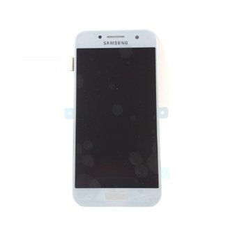 Samsung Galaxy A3 2017 LCD SM-A320 touch Blue Full product