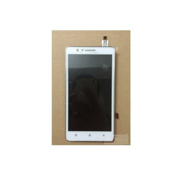 Lenovo A536, LCD with touch and frame, White product