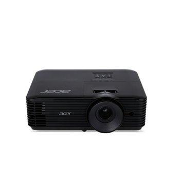 Проектор Acer X118, DLP, 3D Ready, SVGA (800 x 600), 20 000:1, 3600 lm, VGA, USB image