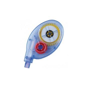 Лентов коректор, Centrum Correction Tape, лентов (5мм), 8м, син image