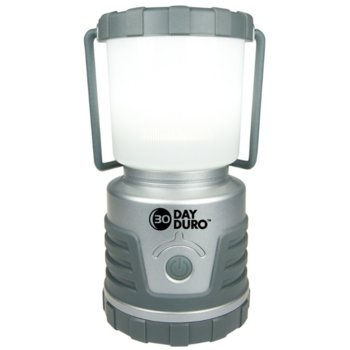 UST Brands LED Фенер 30 дни Duro , сив product