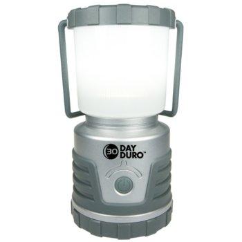 Фенер UST Brands 30 дни Duro, 3x D, 700 lumens, водоустойчив, за открито, сив image