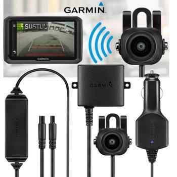 Видеокамера Garmin BC 30 010-12242-00, камера за кола(задно виждане), безжична, VGA, до 13.7м обхват, IPX7 защита от вода, черна image