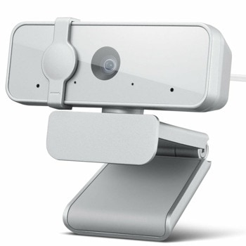 Уеб камера Lenovo 300 FHD WebCam, микрофон, 1920x1080, USB, сива image