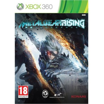 Metal Gear Rising: Revengeance product