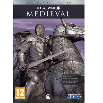 Medieval Total War - The Complete Edition PC product