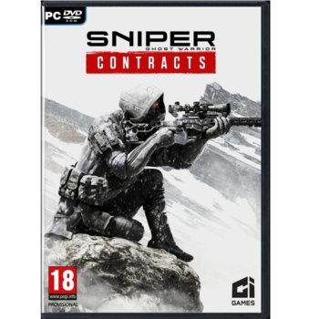 Sniper Ghost Warrior Contracts PC product