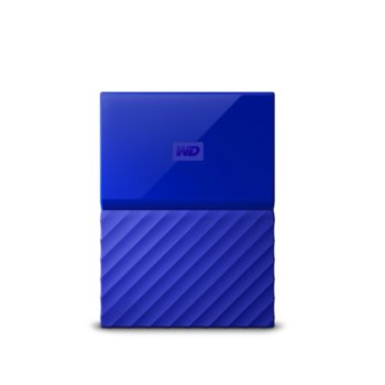 2TB MyPassport Blue product