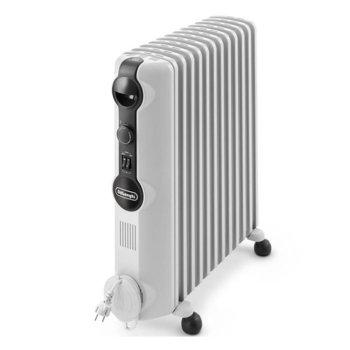 Радиатор Delonghi TRRS 1225, 12 ребра, 3 степени на мощност, 75 m3 oтопляем обем, 2500 W  image
