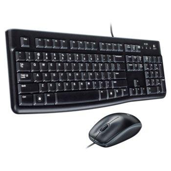 Logitech Desktop MK120 product