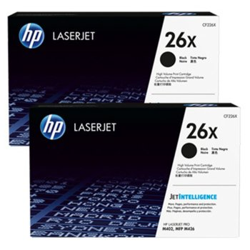 Касета за HP LaserJet Pro M402/MFP M426 - Black - 2 Pack - P№ CF226XD - 9 000K image