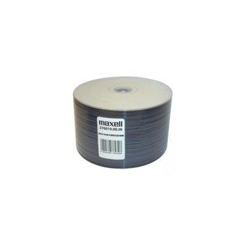 Оптичен носител DVD-R media 4.7Gb, Maxell, 50 бр. image