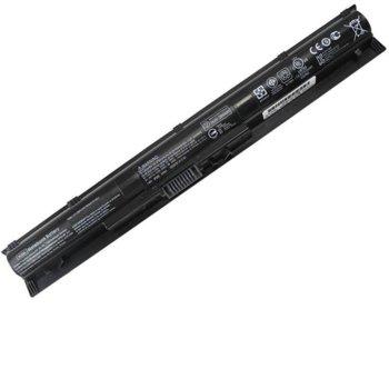 Батерия (заместител) за лаптоп HP Pavilion, съвместима с модели 14-AB10xx 15-AB210xx 4кл KI04, 14.8V 2600mAh 4 cell image