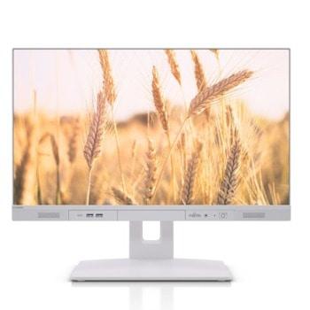 "All In One компютър Fujitsu Esprimo K5010/24 (FUJ-PC-K5010-I7-10700T-16), осемядрен Comet Lake Intel Core i7-10700T 2.0/4.5 GHz, 23.8"" (60.45 cm) Full HD Anti-Glare Display, (DP), 8GB DDR4, 512GB SSD, No OS image"