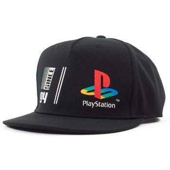 Шапка Since '94 Snapback Inspired by PlayStation Original Logo, черна image