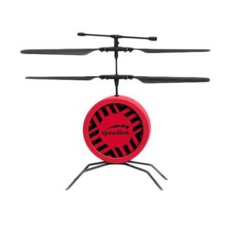 Дрон Speedlink Drone Shooter, 5 минути полет, 5 метра обхват , инфраред стабилизиращ сензор, черна image