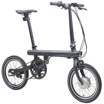 Електрически велосипед Xiaomi Mi Smart Electric Folding Bike, до 25км/ч, до 120 кг., до 45km с едно зареждане, черен image