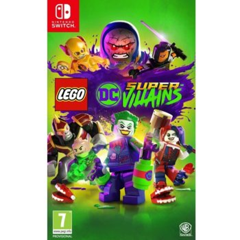 LEGO DC Super-Villains (Nintendo Switch) product