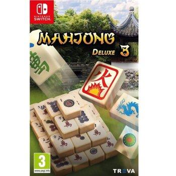 Mahjong Deluxe 3 Nintendo Switch product