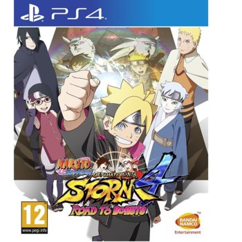 Игра за конзола Naruto Shippuden Ultimate Ninja Storm 4: Road to Boruto, за PS4 image