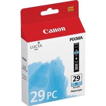 ГЛАВА ЗА Canon PIXMA PRO-1 - Photo Cyan - 4876B001AA P№ PGI-29, зак: 400к image