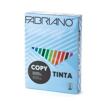 Копирен картон Fabriano, A4, 160 g/m2, светлосин, 250 листа image
