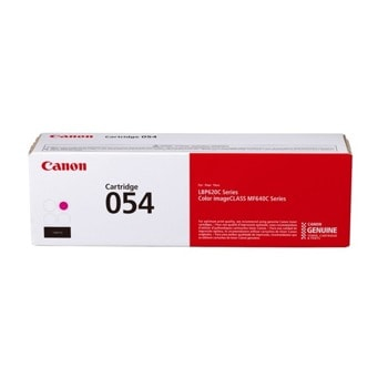 Тонер касета за Canon LBP62x series, MF64x series, Magenta, - CRG-054 M - Canon - Заб.: 1200 k image