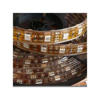 LED лента ORAX LS-5050-60-Y-IP20, 14.4W/m, DC 12V, 270lm/m, 5m image