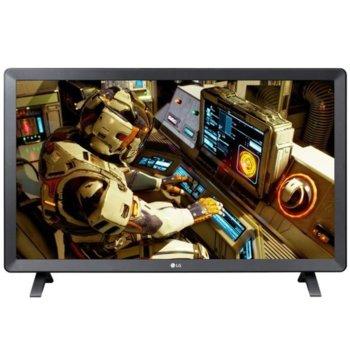 """Монитор LG 24TL520V-PZ, 23.6"""" (59.94 cm) WVA панел, HD, 5ms, 5 000 000:1, 250cd/m2, HDMI, USB 2.0 image"""