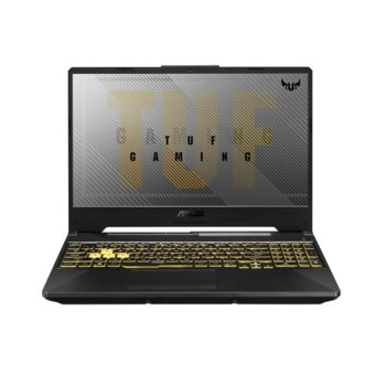 Asus TUF Gaming A15 FA506IV-AL031 90NR03L1-M03250