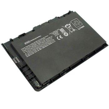 Батерия (заместител) за лаптоп HP, съвместима с модели EliteBook Folio 9470 9470m 9480m, 14.8V, 3500mAh image