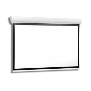 Екран Avers AKUSTRATUS 2 21-12 MG BB, за стена/таван, Matt Grey, 2100 x 1350 мм, 16:10 image