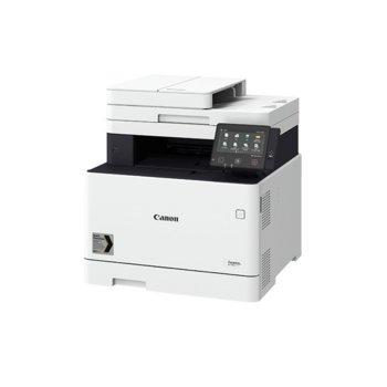 Мултифункционално лазерно устройство Canon i-SENSYS MF746Cx, принтер/копир/скенер/факс, 600 x 600 dpi, 27 стр./мин, LAN, Wi-Fi, USB, A4  image