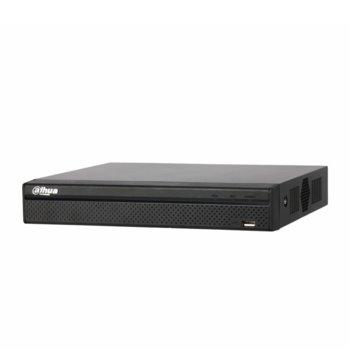 IP видеорекордер Dahua NVR2108HS-4KS2, H.265/H.264, 8 канала, 1x 10/100, 1x SATA III, 2x USB 2.0, 1U image