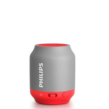 Philips Bluetooth BT25G Red product