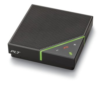 Конферентна станция Platronics Calisto 7200, до 6 участника, Bluetooth, USB, до 6.5 часа време за разговор image