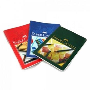 Тетрадка Faber Castell, формат А5, офсетова хартия, 20 листа image