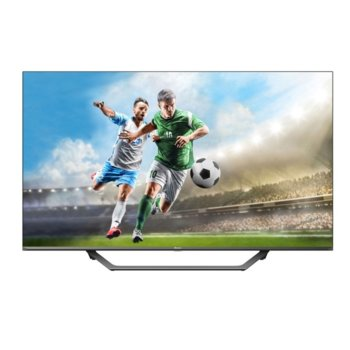 """Телевизор Hisence 55A7500F, 55"""" (139.7 cm) 4K Ultra HD Smart LED TV, DVB-T2/T/C/S2/S, LAN, Wi-Fi, 3x HDMI, 2x USB image"""