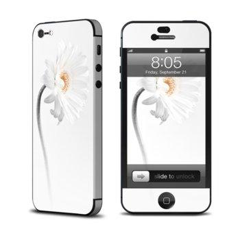 "Скин ""стикер"" Decalgirl Stalker, за iPhone 5/5S, обхваща и антената image"