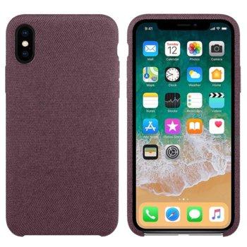 Силиконов гръб Apple iPhone XS Max Розов Hiha product