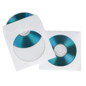 Хартиени пликчета за CD, Hama, 50 бр. image