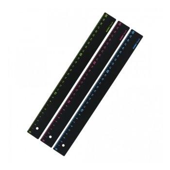 Линия Wedo Kum Soft-Touch 30 см, черна image