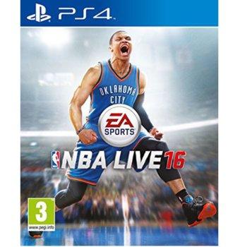 NBA Live 16 product