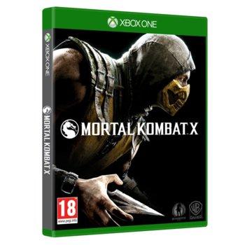 Mortal Kombat X product