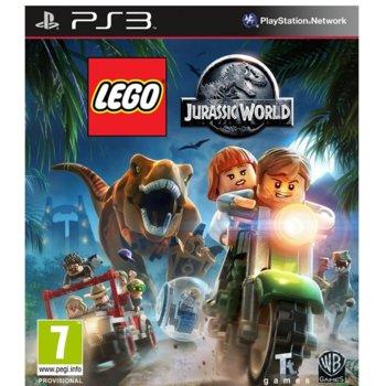 Игра за конзола Lego Jurassic World, за PS3 image