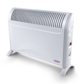 Конвектор Tesy CN 214 ZF, система против замръзване, защита от прегряване, 2000W, бял image