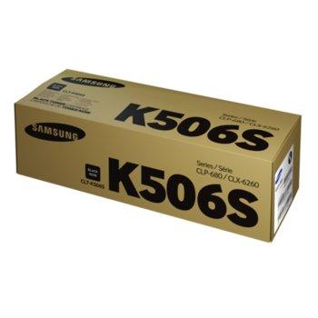Касета за Samsung CLT-K506S - SU180A - Black - заб.: 2 000k image
