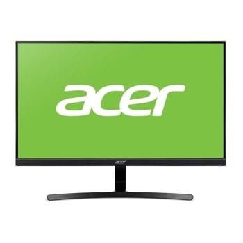 """Монитор Acer K273bmix (UM.HX3EE.005), 27"""" (68.58 cm) IPS панел, 75Hz, Full HD, 1ms VRB, 1 000:1, HDMI, VGA image"""